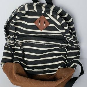 Steve Madden Girl Striped Backpack NEW